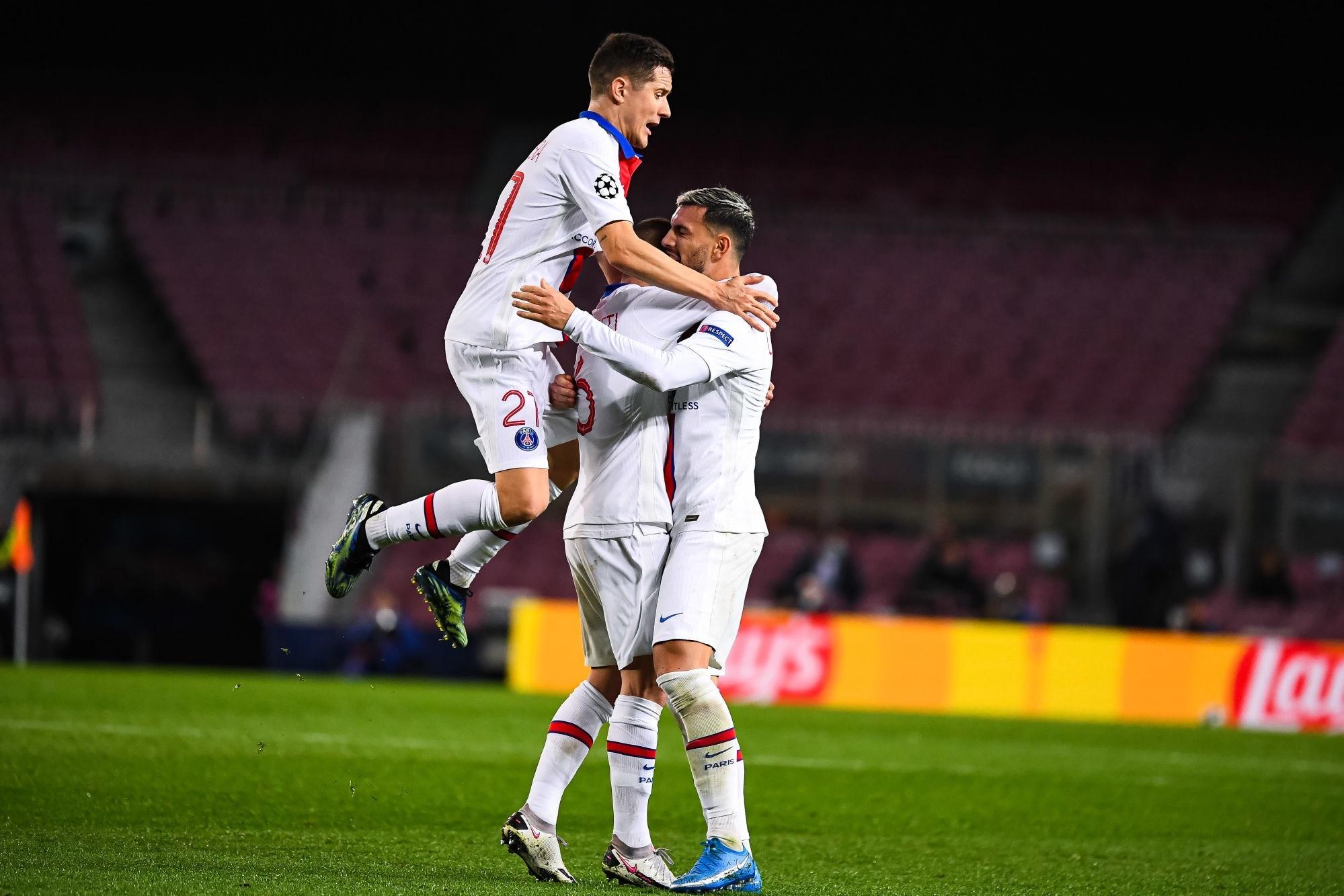 Résumé Barcelone/PSG (1-4) - La vidéo des buts et des temps forts du match