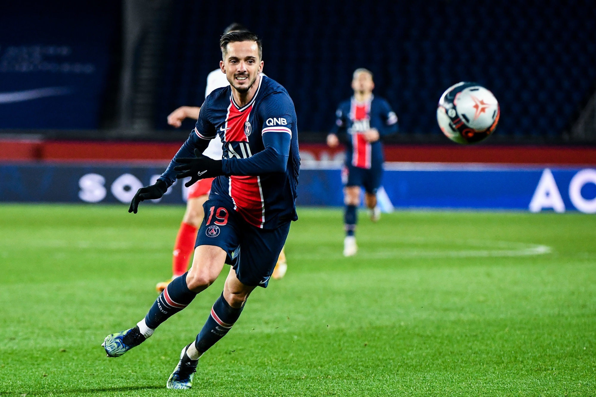 Dijon/PSG - Di Maria forfait, Sarabia de retour, Neymar et Bernat avancent
