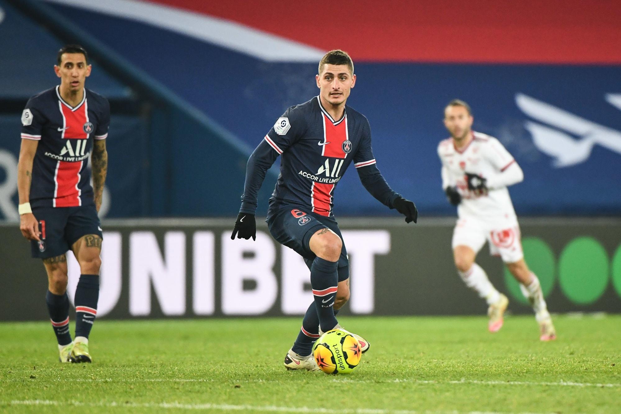 """Barça/PSG - Verratti titulaire, L'Equipe évoque """"un certain optimisme"""""""