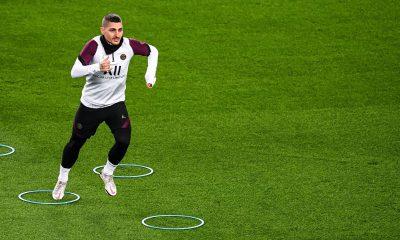 Metz/PSG - Verratti de retour, il pourrait jouer et enchaîner face à Manchester City