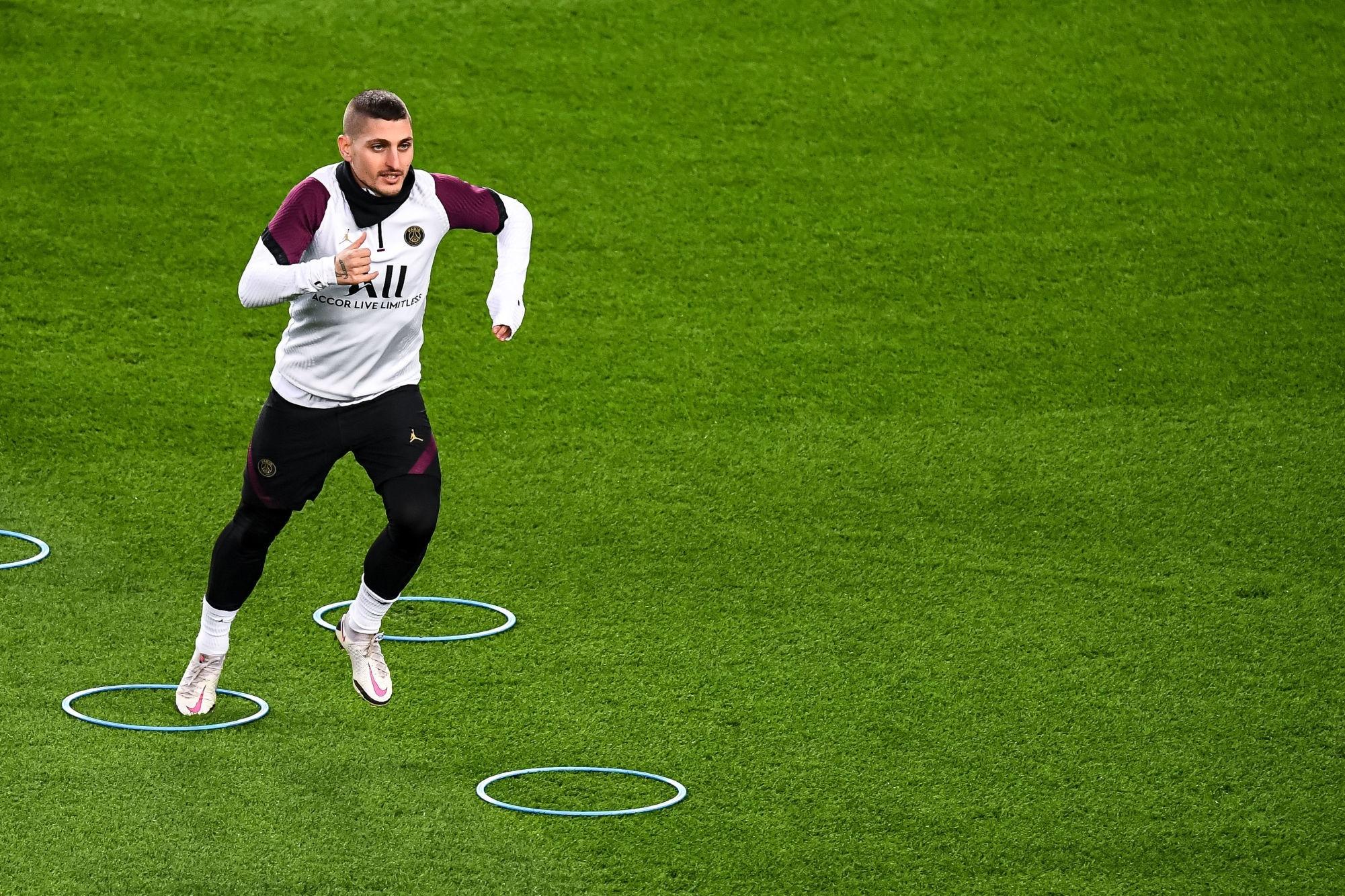 Bayern/PSG - Des doutes autour de la date de reprise de Verratti pour le retour