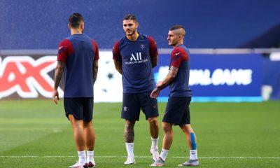 Bordeaux/PSG - Verratti et Icardi pourraient revenir, prudence pour Florenzi indique Le Parisien