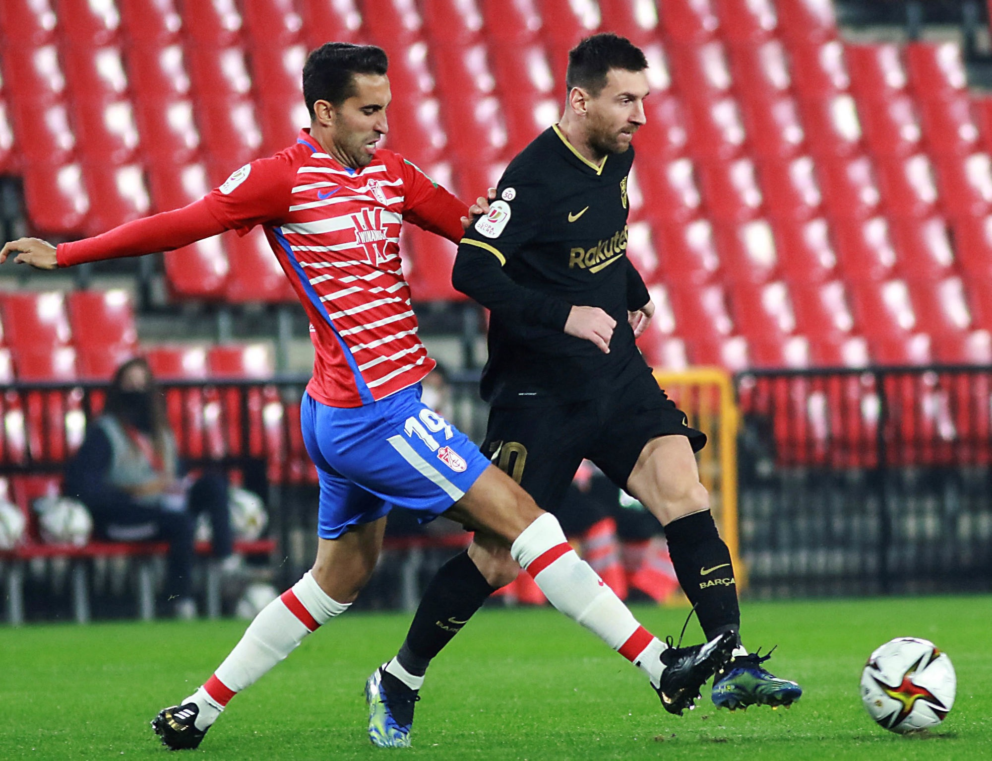 LDC - Barça s'est imposé contre Grenade en quart de finale de Coupe après prolongations