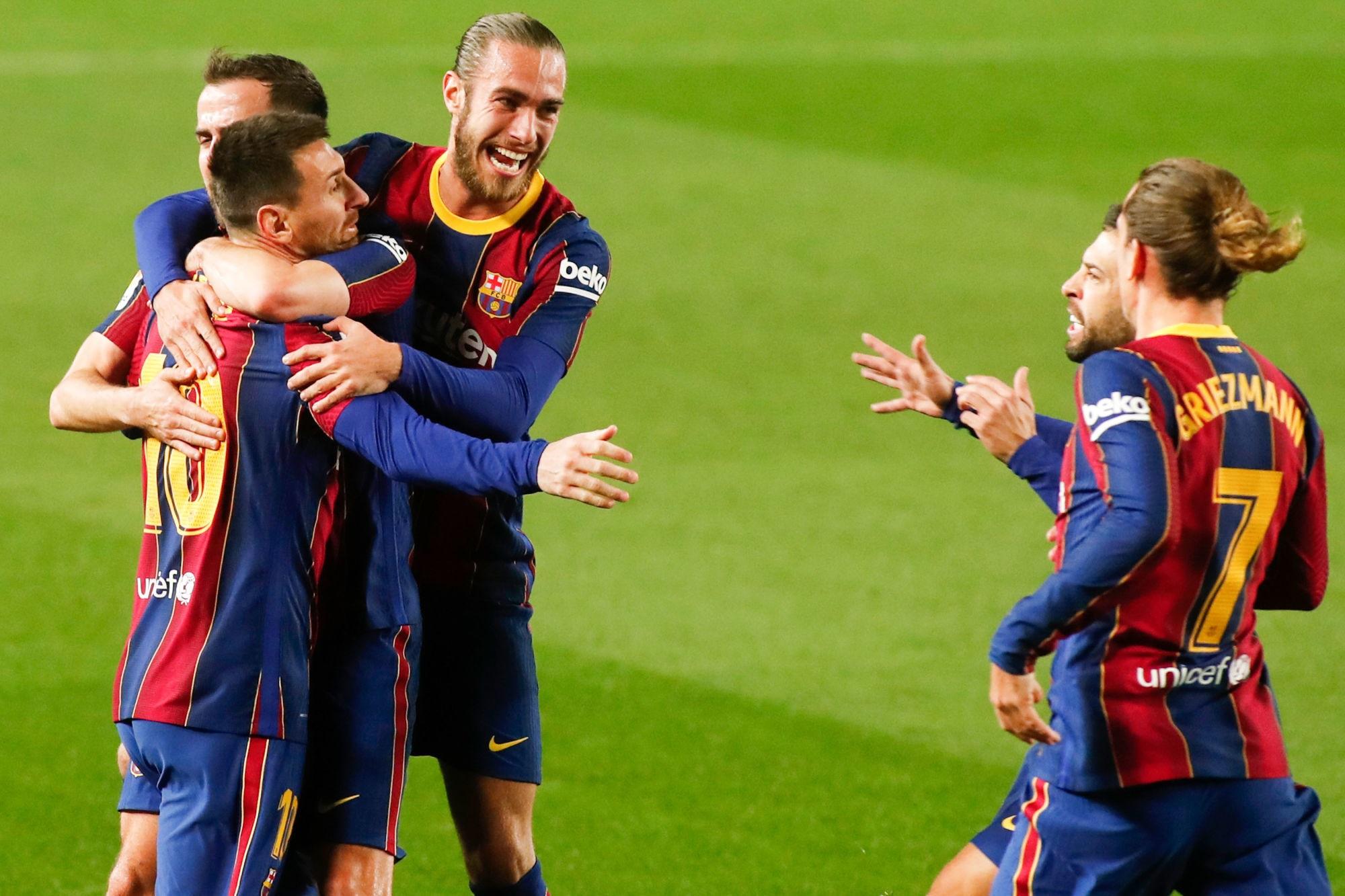 LDC - Le Barça s'est imposé 2-1 face à l'Athletic Bilbao