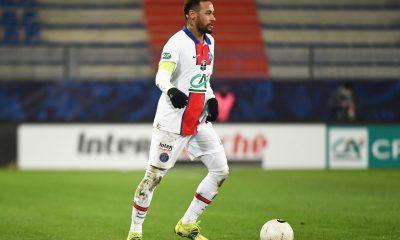 Caen/PSG - Neymar élu de peu meilleur joueur par les supporters parisiens