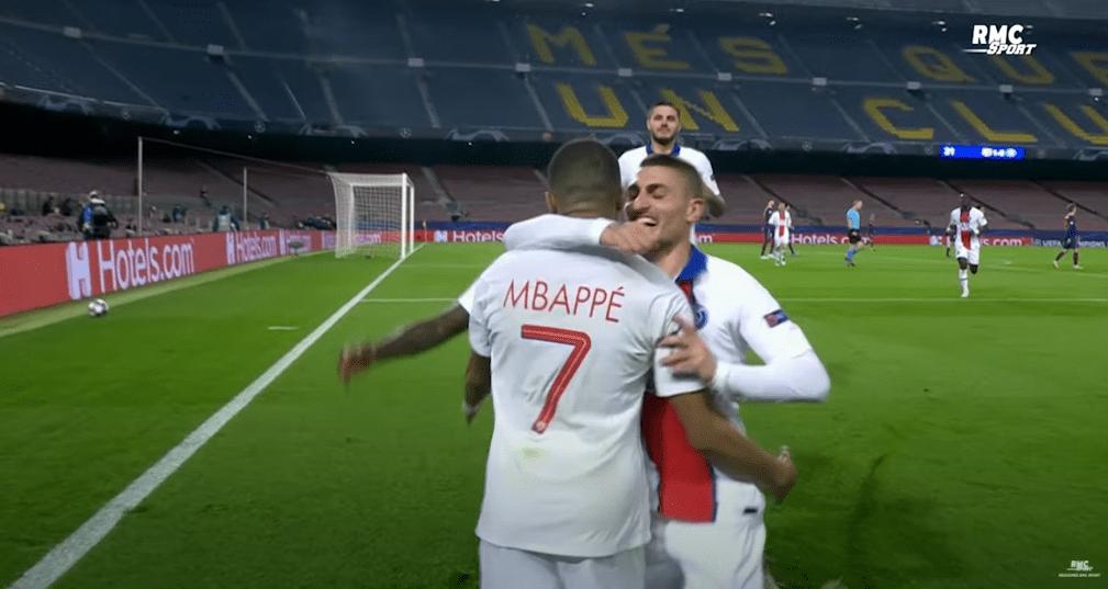 LDC - Retrouvez le film de RMC Sport sur la victoire du PSG contre le FC Barcelone