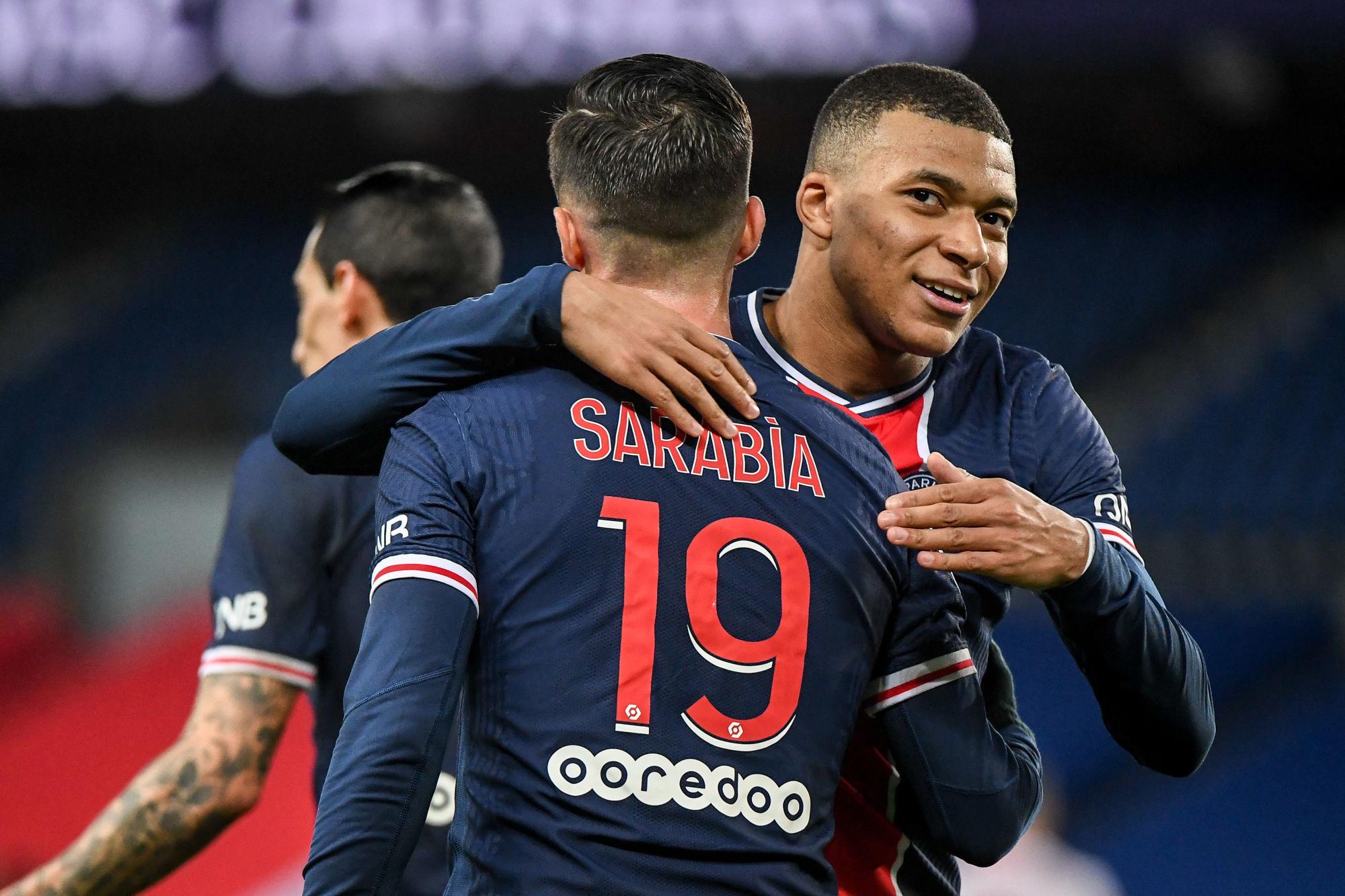 Les images du PSG ce jeudi: retour sur la victoire face à Nîmes