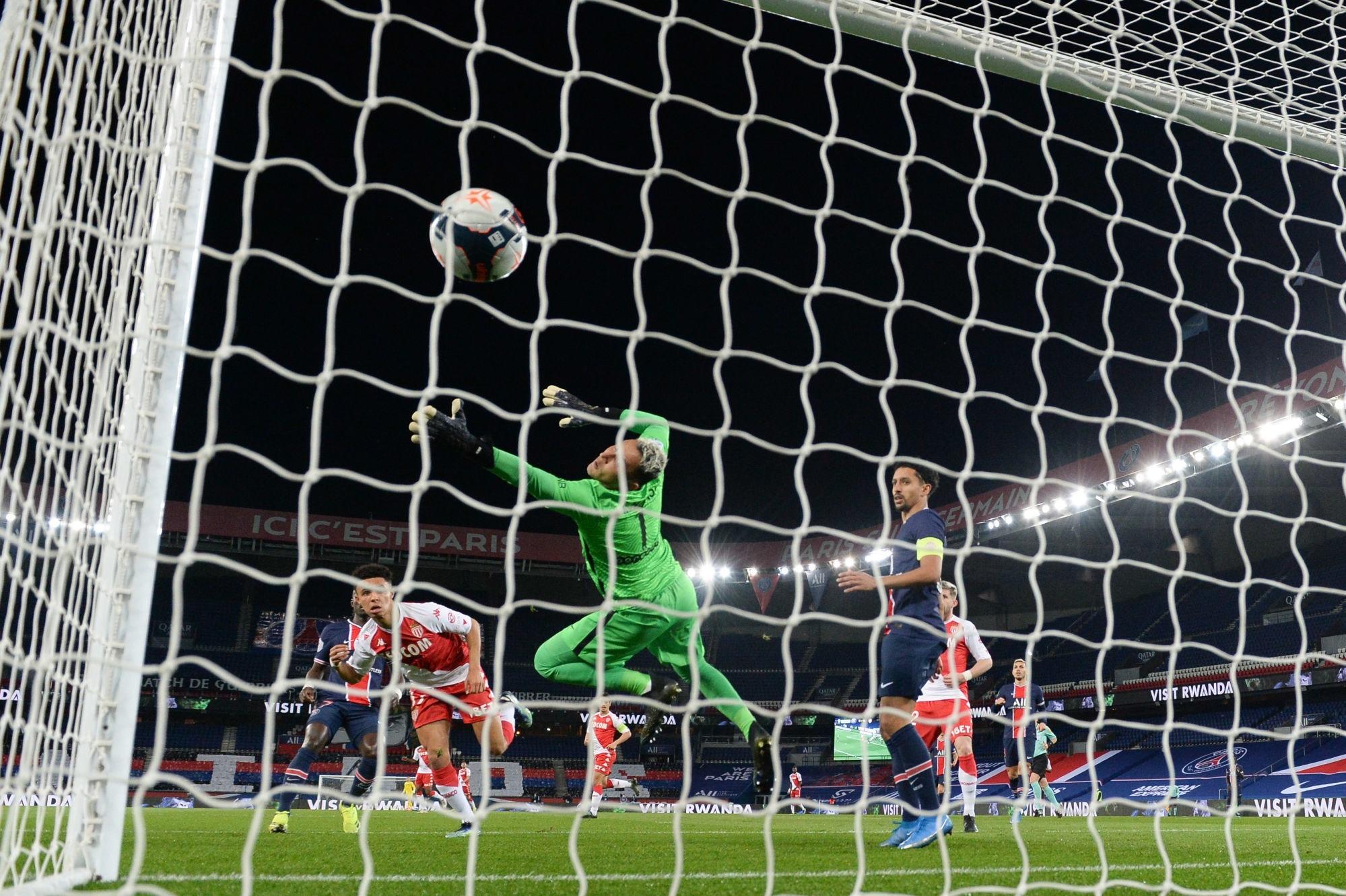 Résumé PSG/Monaco (0-2) - La vidéo des buts et des temps forts du match