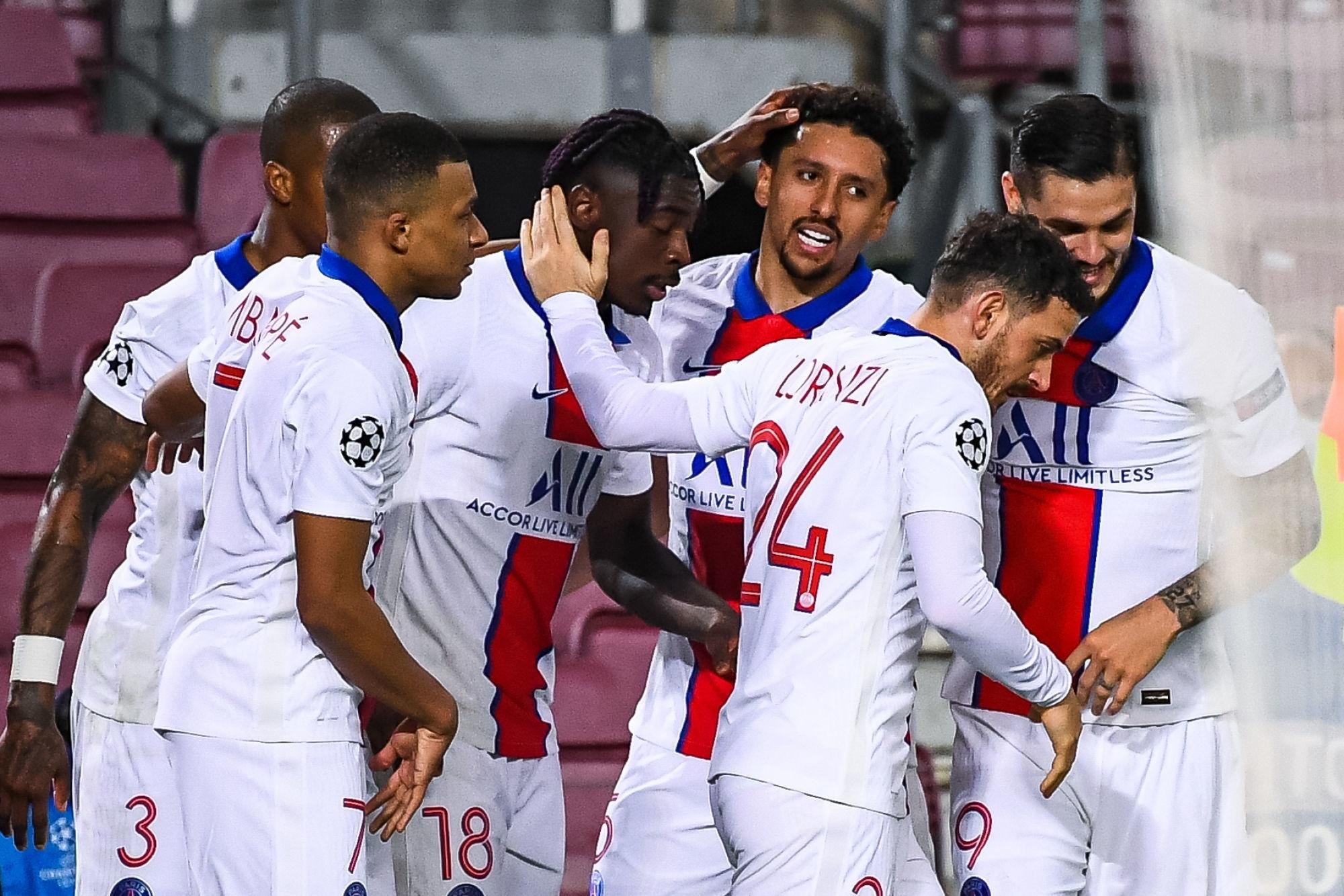 Barcelone/PSG - Que retenez-vous de la victoire parisienne à l'aller ?