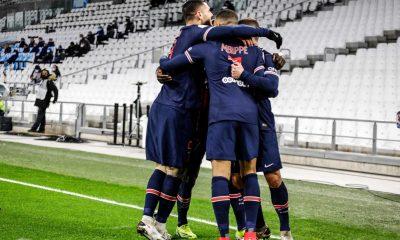 OM/PSG - Revivez la victoire et les célébrations au plus près des joueurs parisiens