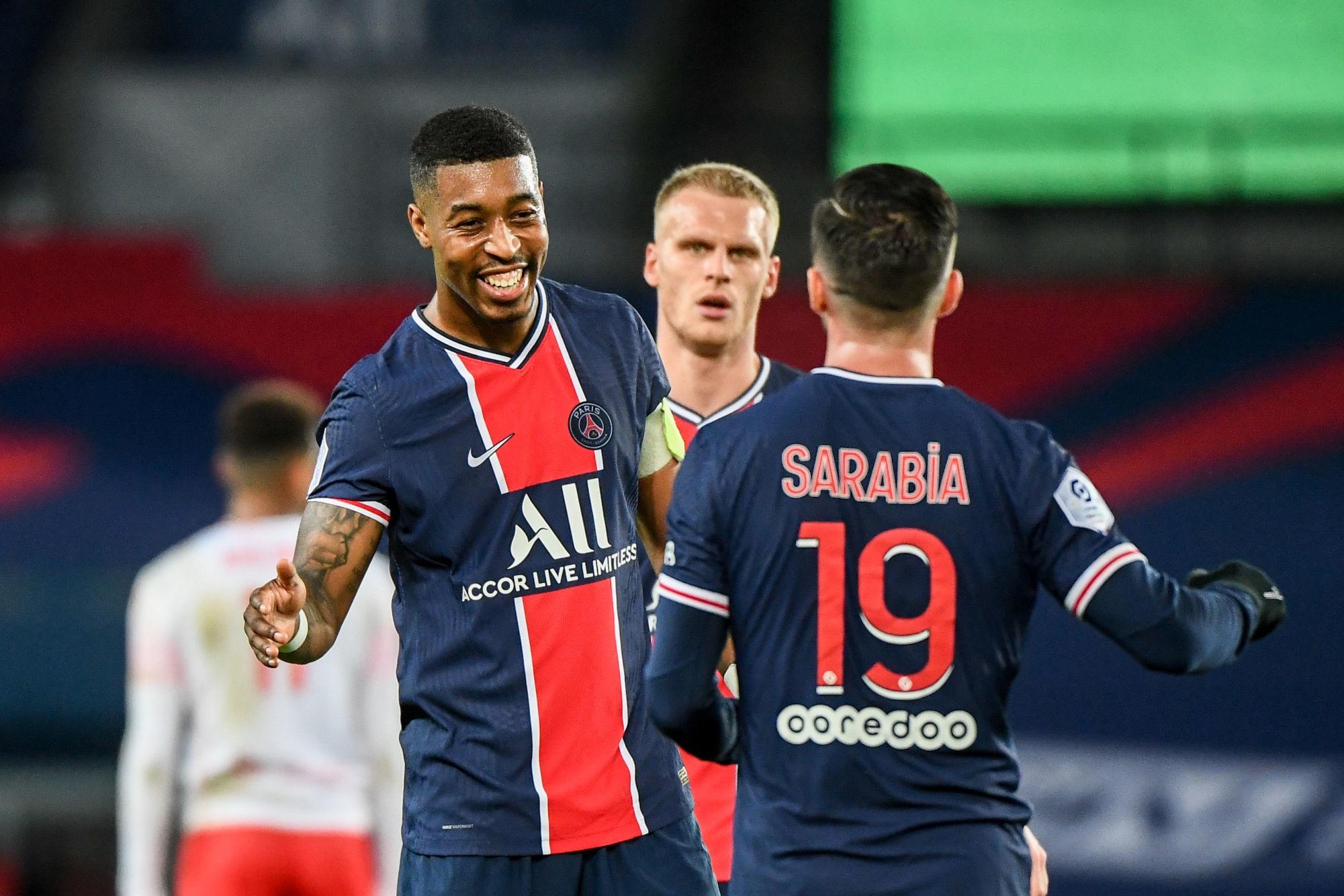 Revivez la victoire du PSG contre Nîmes au plus près des joueurs