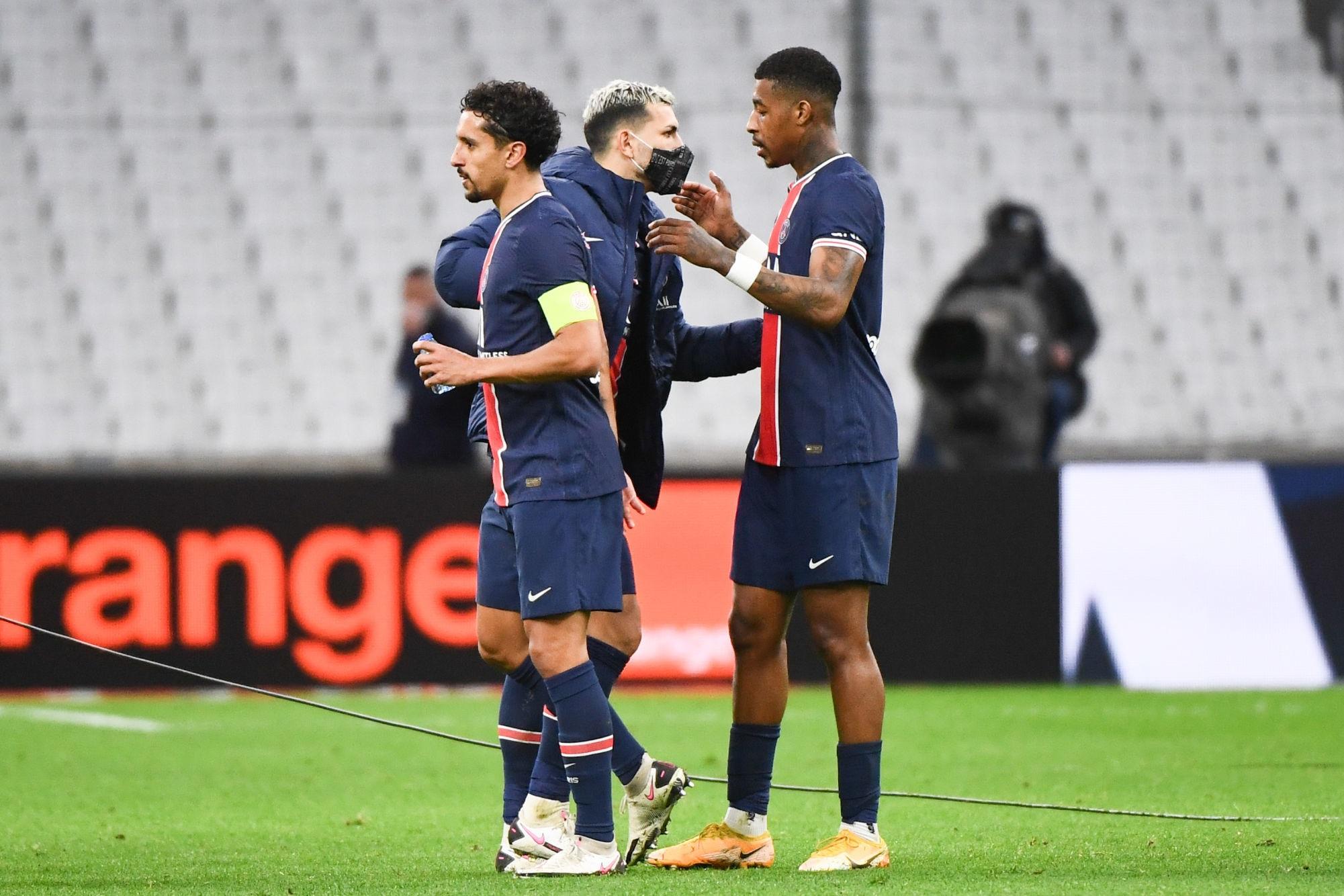 Ligue 1 - 1 joueur du PSG dans l'équipe-type de la 24e journée de L'Equipe