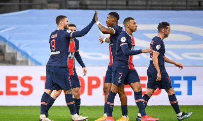 Les images du PSG ce dimanche: Un classique de plus pour Paris !
