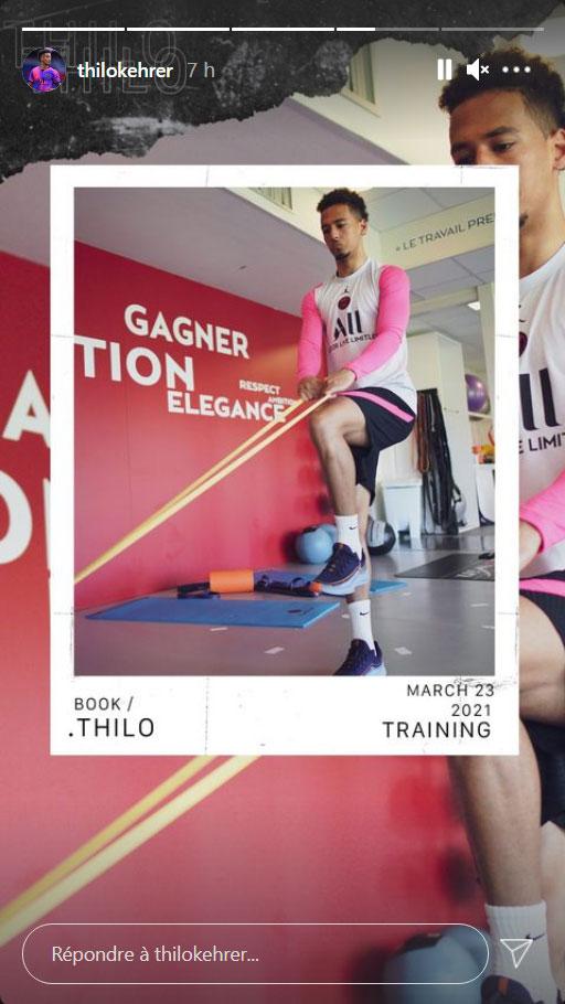 Les images du PSG ce mardi: Entraînement, sélection et PSG/OL féminines