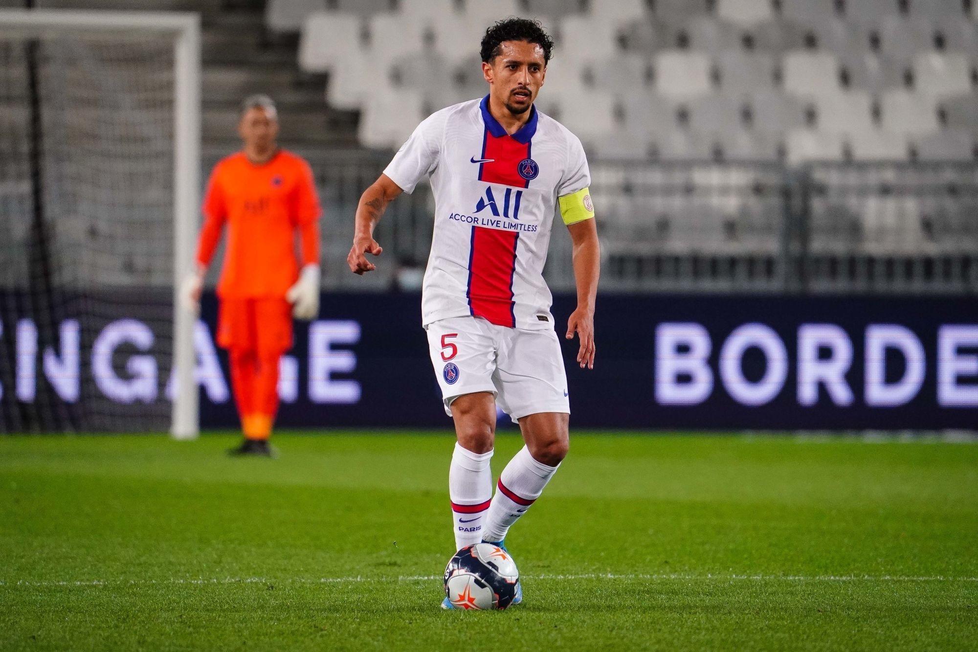 Ligue 1 - Aucun joueur du PSG dans l'équipe-type de la 28e journée de L'Equipe