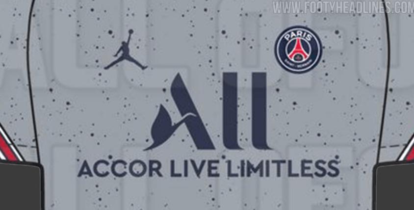 Le PSG avec un 4e maillot inspiré par la Lune pour la saison 2021-2022 ?