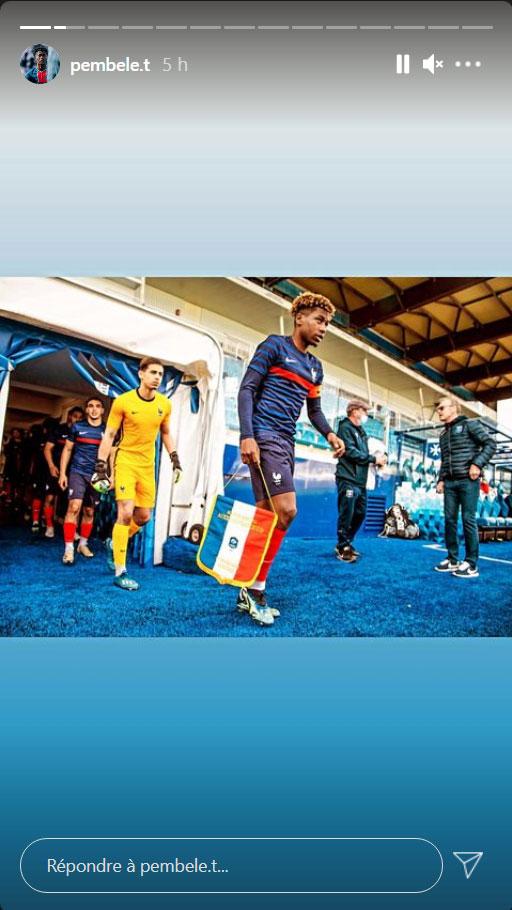 Les images du PSG ce samedi: Entraînement, Internationaux et Montpellier/Paris