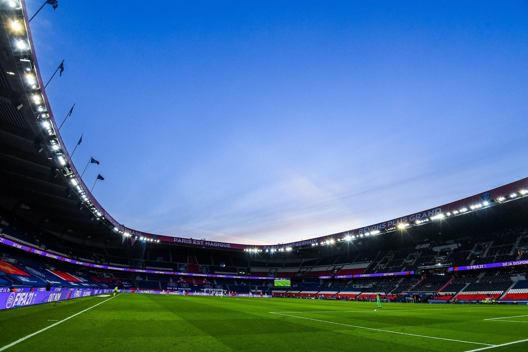 PSG/Lille - Suivez l'avant-match des Parisiens au Parc des Princes à partir de 16h30
