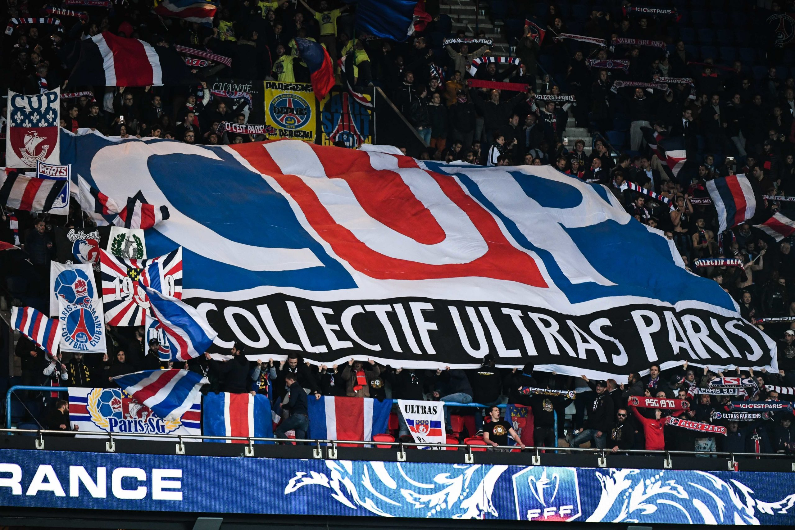 PSG/Barcelone - Le Collectif Ultras Paris étudierait 2 actions possibles