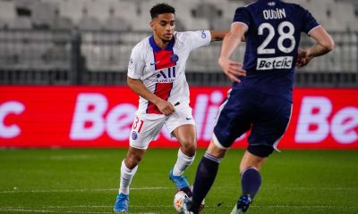 """Bordeaux/PSG - Dagba """"C'était un match compliqué, mais on a su gagner"""""""