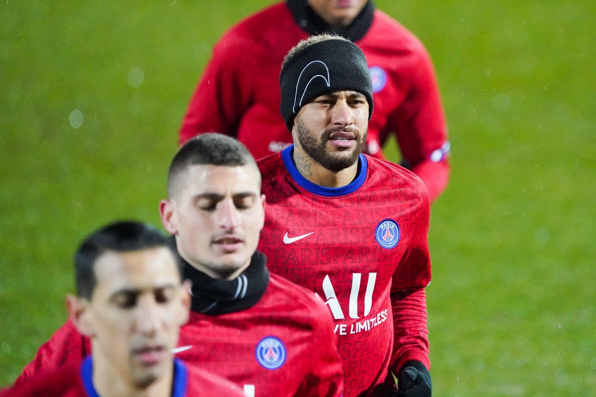 Le Parisien fait le point sur les retours de Di Maria, Verratti et Neymar