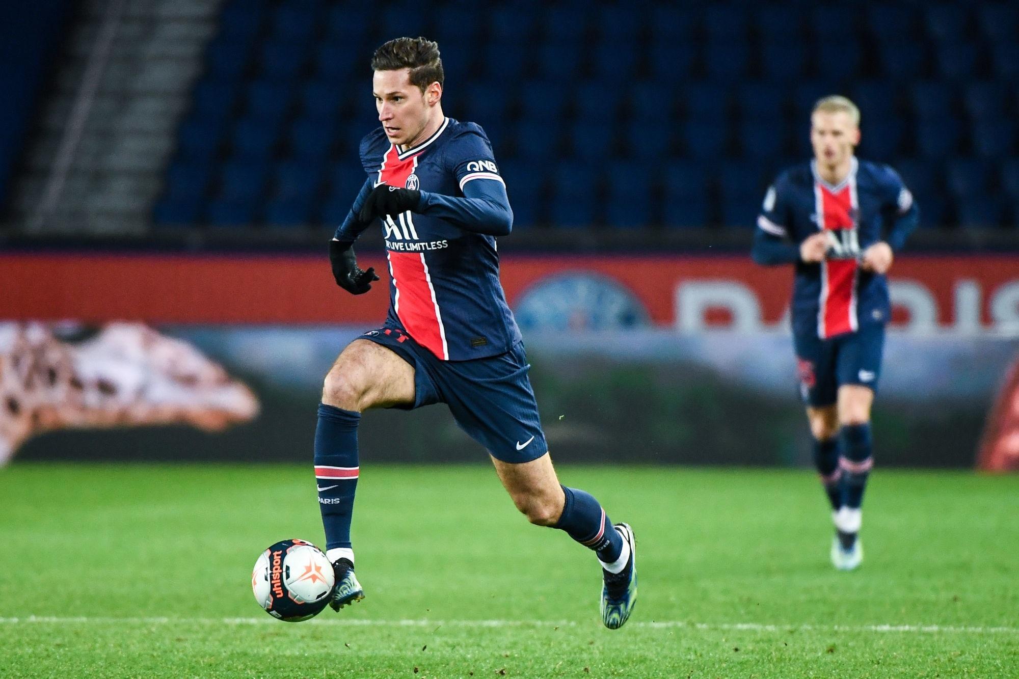 Mercato - Draxler a décidé et se dirige vers un départ du PSG, selon Sport 1