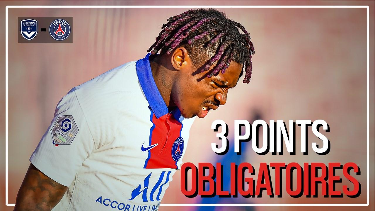 Podcast Bordeaux/PSG - L'équipe parisienne et nos pronostics