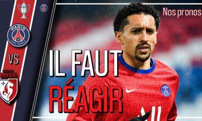 Podcast PSG/Lille - L'équipe parisienne et nos pronostics