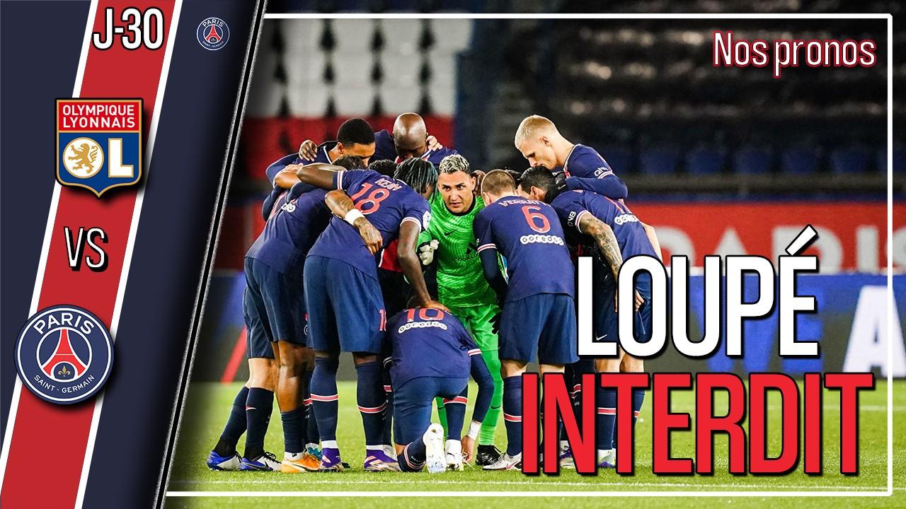 Podcast Lyon/PSG - L'équipe parisienne et nos pronostics
