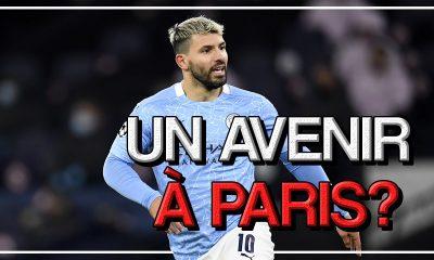 Podcast PSG - Sergio Agüero, une bonne idée pour Paris ?