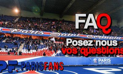 Podcast - Participez à la FAQ Parisfans !