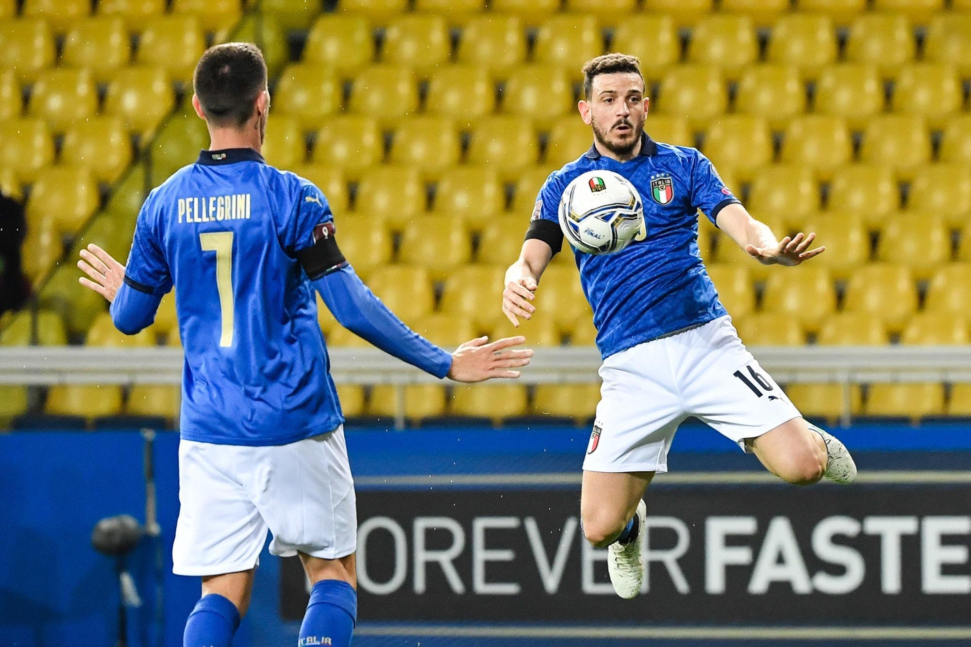 Bulgarie/Italie - Les équipes officielles : Verratti et Florenzi titulaires