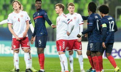 Euro Espoirs - La France commence avec une défaite contre le Danemark, sans Dagba