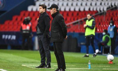 """PSG/Lille - Galtier regrette """"on les a un peu trop regardés jouer."""""""