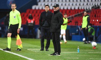 """PSG/Lille - Galtier regrette la première période et souligne le """"réalisme"""" de Paris"""