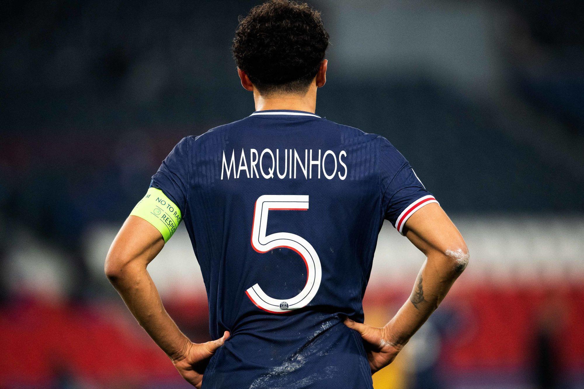 Marquinhos rejoint Mustapha Dalheb à la 8e place des joueurs les plus capés du PSG