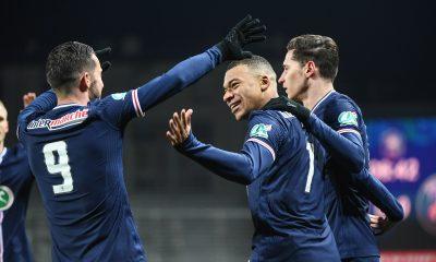Brest/PSG – Les tops et flops de la victoire sérieuse des Parisiens en Coupe de France