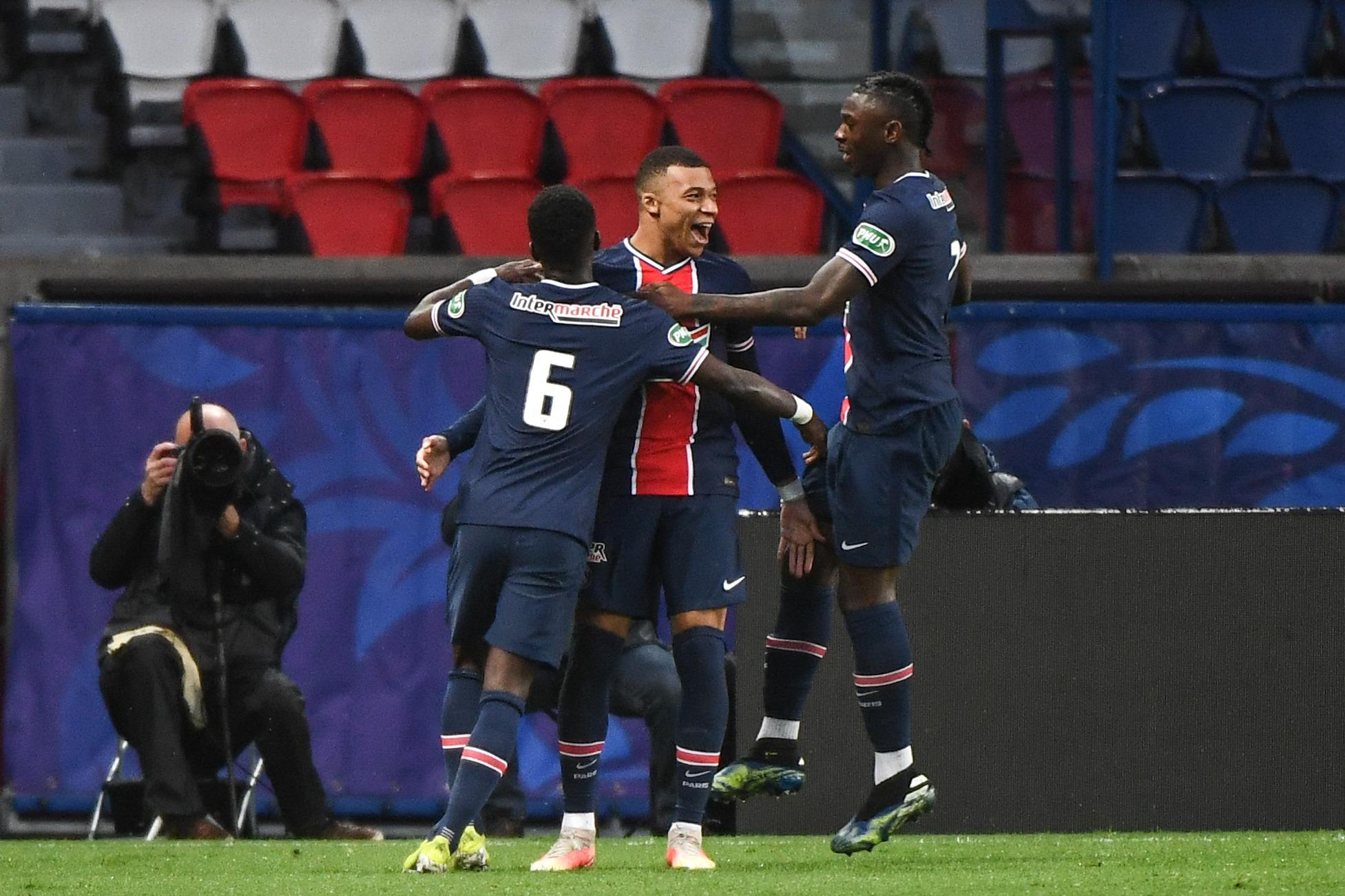 PSG/Lille – Les tops et flops de la victoire parisienne en Coupe de France