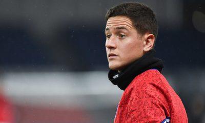 """Herrera salue le travail de la Fondation du PSG qui """"est franchement incroyable"""""""
