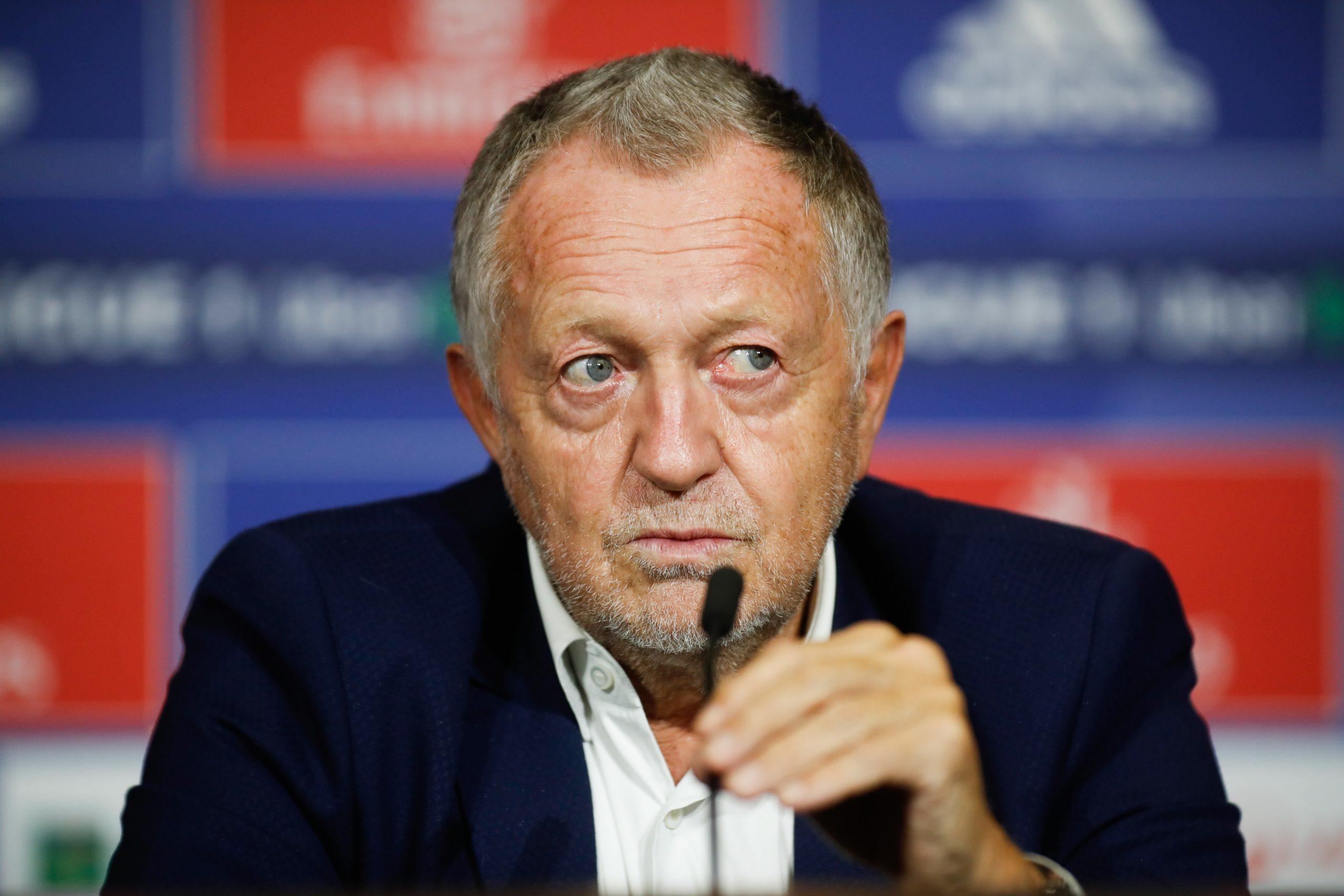 """Ligue 1 - Aulas veut pouvoir concurrencer le PSG, """"mais c'est difficile"""""""