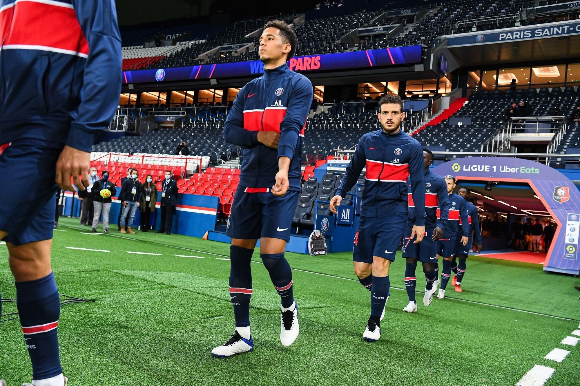 PSG/Barcelone - Florenzi et Kehrer présents à l'entraînement collectif ce mardi