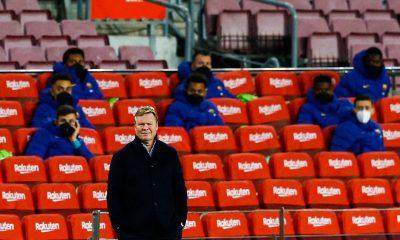 PSG/Barcelone - Koeman calme un peu l'idée d'une remontada suite au succès contre Séville