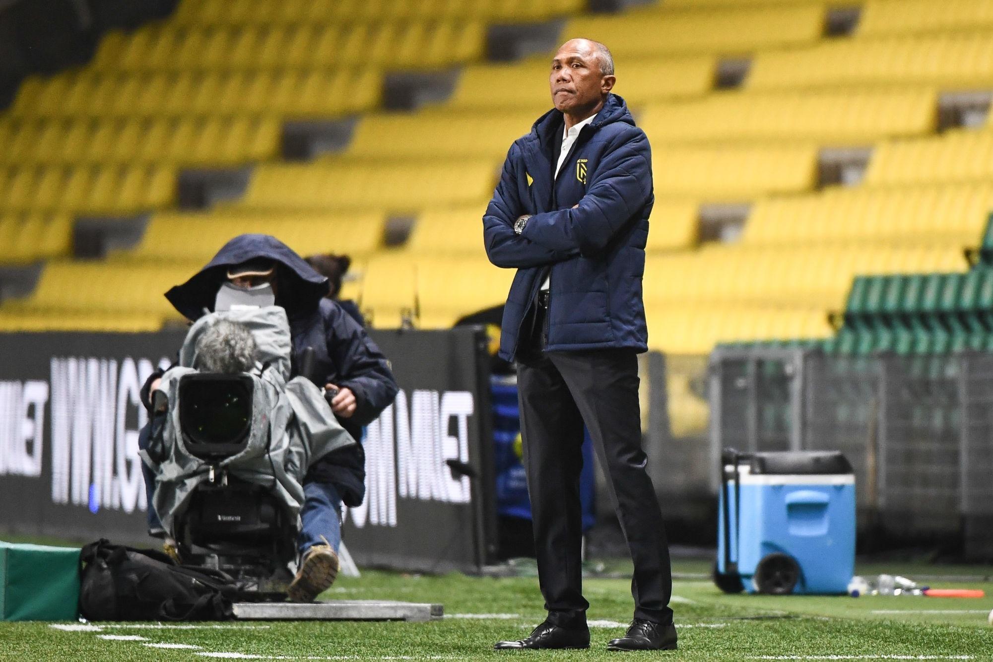 PSG/Nantes - Kombouaré évoque de l'espoir, les difficultés parisiennes et son ambition