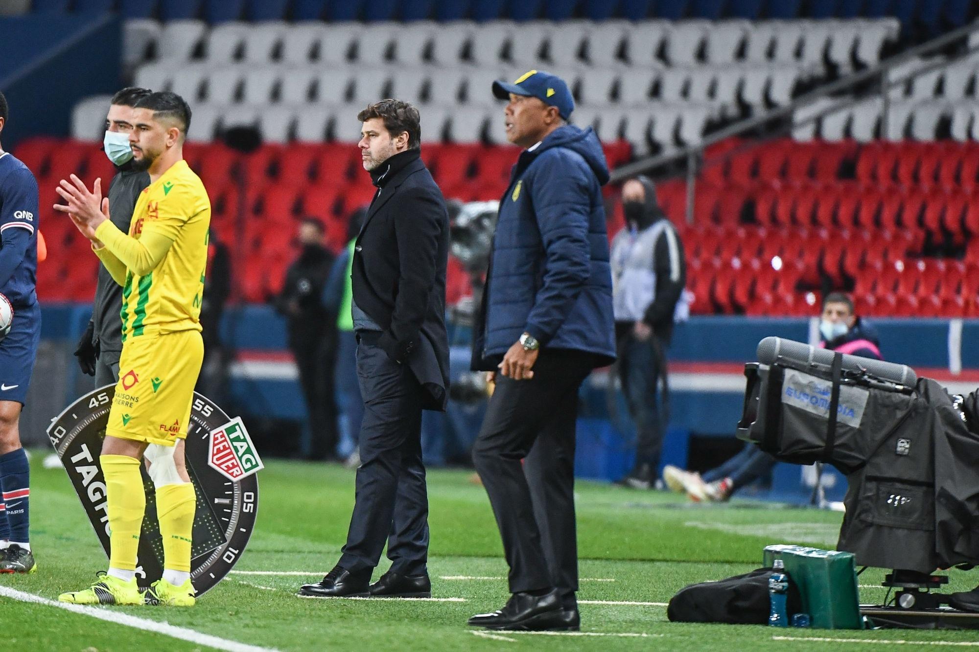"""PSG/Nantes - Kombouaré savoure """"C'est une énorme prestation de mes joueurs"""""""