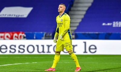 "Lyon/PSG - Anthony Lopes évoque ""60 minutes inacceptables"""
