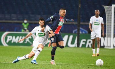 """PSG/Lille - Mbappé souligne """"l'envie"""" affichée et revient sur sa performance"""