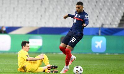"""France/Ukraine Deschamps évoque le match raté de Mbappé, """"des choix"""" à mieux faire"""