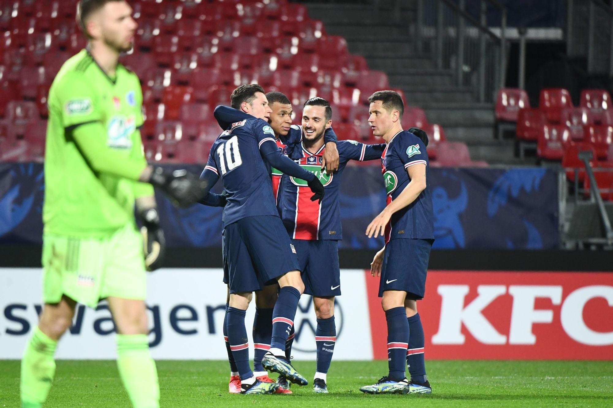 Brest/PSG - Qui a été le meilleur joueur parisien ?