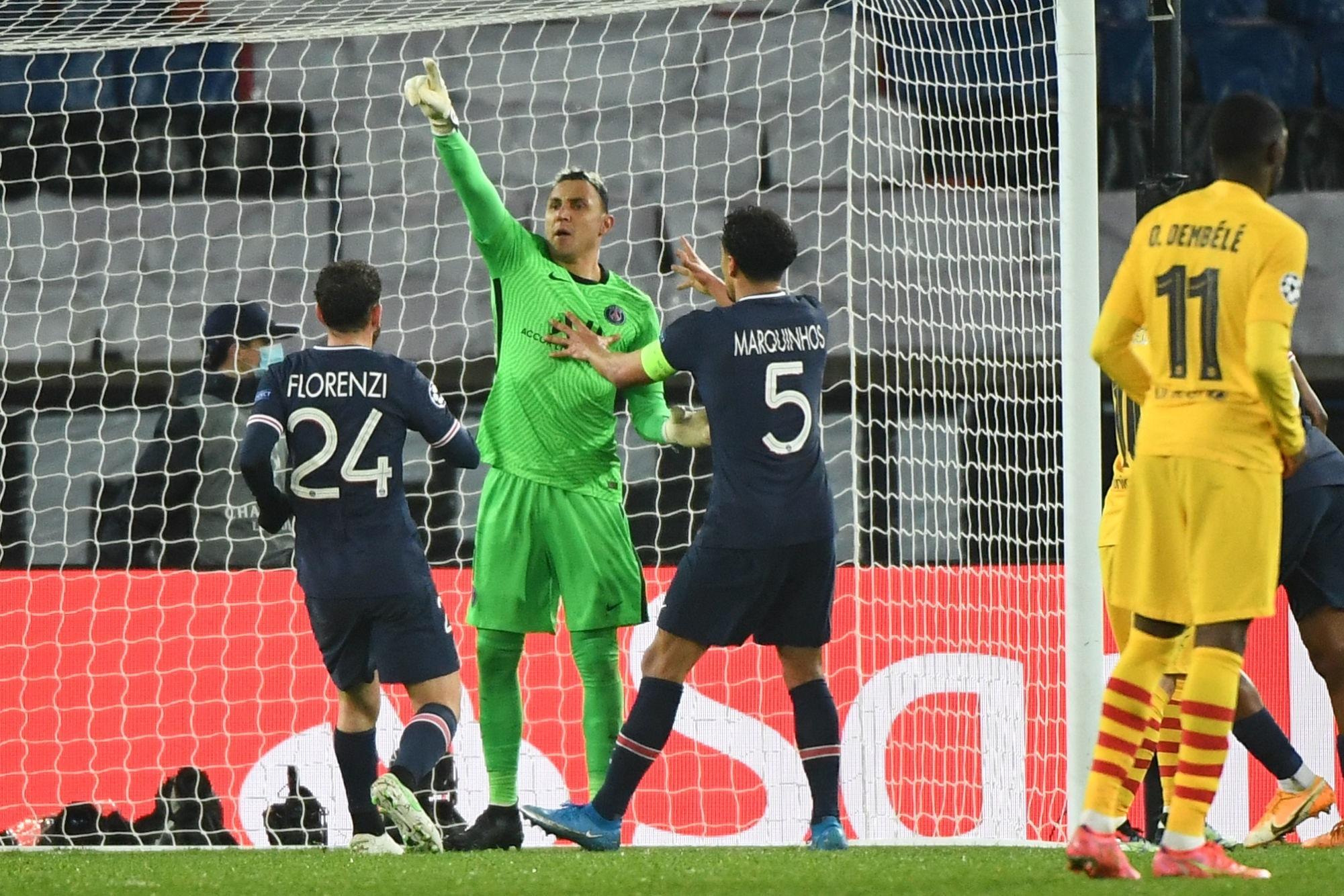 PSG/Barcelone - Les notes des Parisiens : Navas héros d'une qualification compliquée