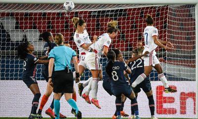 PSG/Lyon - Les Parisiennes concèdent une défaite frustrante à l'aller